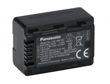 Panasonic VW-VBK180 - acumulator original, 1790mAh