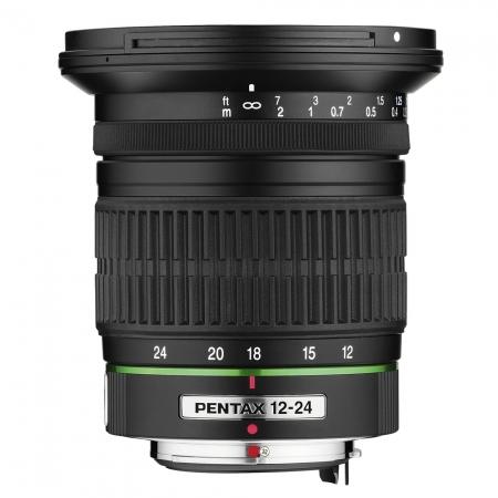 Pentax DA 12-24mm F4 SMC ED AL (IF)