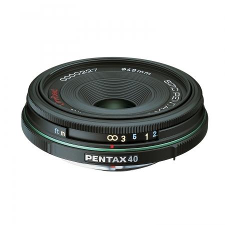 Pentax DA 40mm F2.8 SMC Limited
