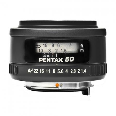 Pentax FA 50mm F1.4 SMC