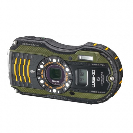 Pentax Optio WG-3 GPS - sport extrem și fotografie macro Pentax-optio-wg-3-gps-verde-25433