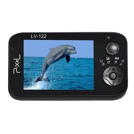 Pixel LV-122  (DC2-EG) - ecran si telecomanda pentru Nikon D5000, D5100