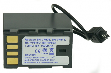 Power3000 EL8413G.154 - acumulator Li-Ion tip BN-VF808 / BN-VF815 pentru camere video JVC