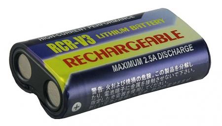 Power3000 FR3B.01 - acumulator Li-ion tip CR-V3 / LB-01/ KCRV3 pentru Ricoh 1100mAh