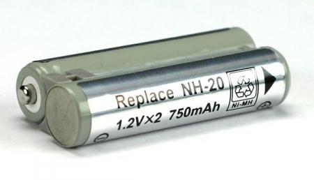 Power3000 PB217G.75A - acumulator Ni-Mh tip NH-20 pentru Fuji, 750mAh