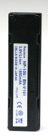Power3000 PL100B.866 - acumulator tip NP-100 pentru Fuji, 1850mAh