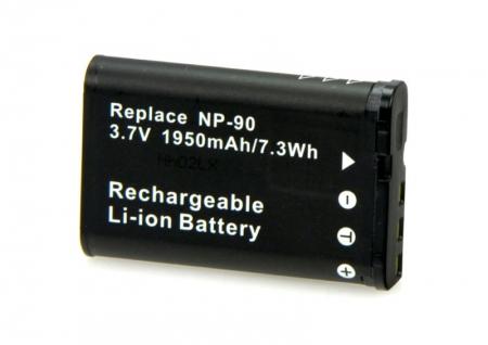 Power3000 PL141.382 - acumulator tip NP-90/NP90 pentru Casio, 1950mAh