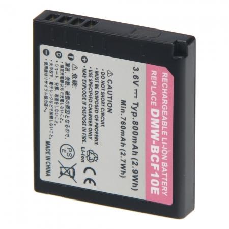 Power3000 PL158B.563 - acumulator replace tip Panasonic DMW-BCF10E
