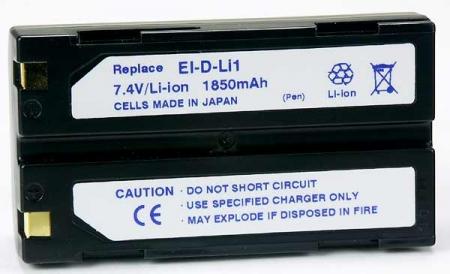 Power3000 PL1822B.866 - acumulator tip C8872A pentru Hewlett-Packard, 1850mAh