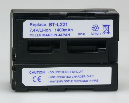 Power3000 PL221B.851 - acumulator tip BT-L221 pentru Sharp, 1400mAh