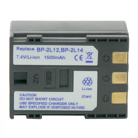 Power3000 PL235.143 - acumulator tip BP-2L12 pentru Canon, 1500mAh