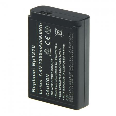Power3000 PL290B.649 - acumulator replace tip BP-1310 pentru Samsung NX11 / NX100