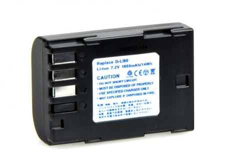 Power3000 PL372B.853 - acumulator tip D-Li90 pentru Pentax