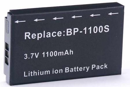 Power3000 PL411B.309 - acumulator tip BP-1100S pentru Contax, 1100mAh
