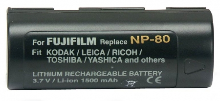 Power3000 PL80D.851 - acumulator Li-Ion tip PDR-BT1 / PDR-BT2A pentru Toshiba, 1500mAh