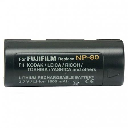 Power3000 PL80D.852 - acumulator Li-Ion tip NP-80 pentru Leica, 1500mAh