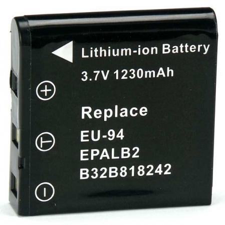 Power3000 PL940B.934 - Acumulator tip BP-31 pentru Sigma DP1/DP2, 1230mAh