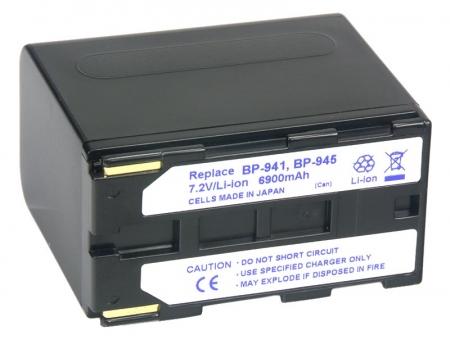 Power3000 PL941B.082 - acumulator tip Canon BP-941/BP-945, 6900mAh