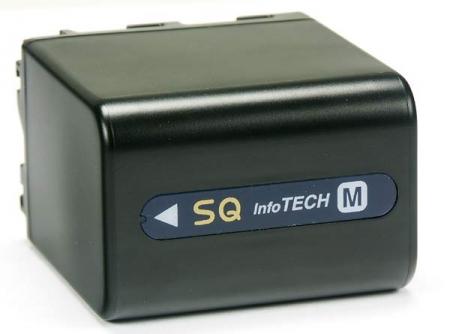 Power3000 PLM901.854 - acumulator tip NP-FM90/NP-FM91 pentru Sony, 4500mAh