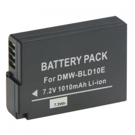 Power3000 PLW194B-549 - Acumulator replace tip Panasonic DMW-BLD10, 1010mAh