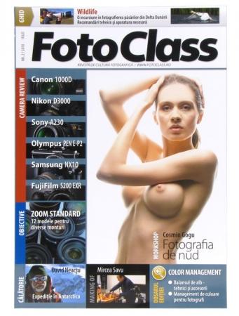 Revista FotoClass numarul 2, 2010