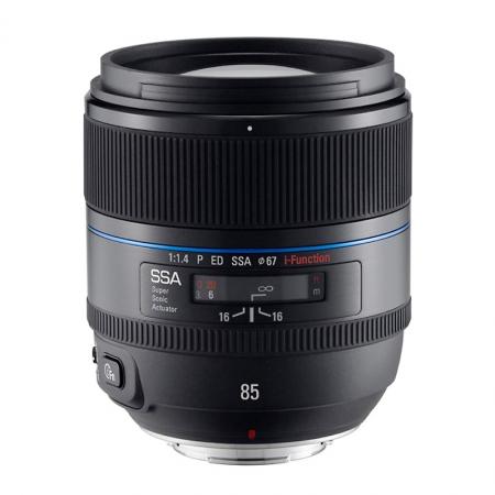 Samsung 85mm f/1.4 ED SSA