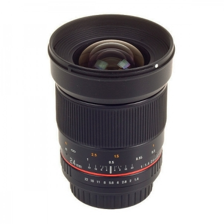 Samyang 24mm F1.4 Canon