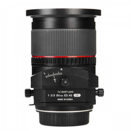 Samyang 24mm F3.5 Tilt/Shift Canon