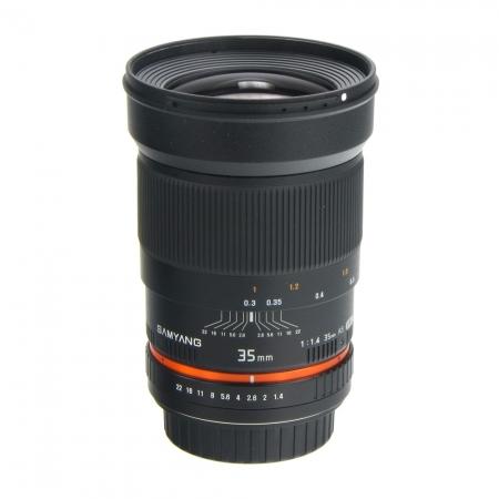 Samyang 35mm F1.4 Canon