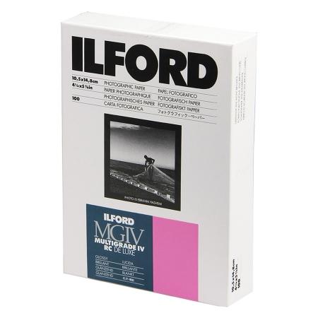 Set hartie Ilford MULTIGRADE RC 10x15cm/100buc