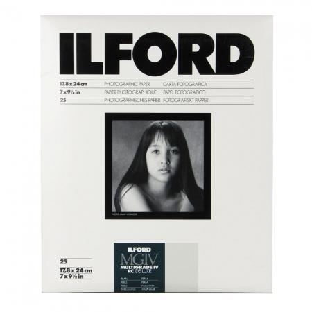 Set hartie Ilford Multigrade RC 18x24cm/25 buc
