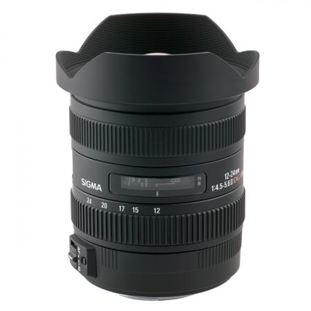 Sigma 12-24mm f/4.5-5.6 DG HSM II Canon EF
