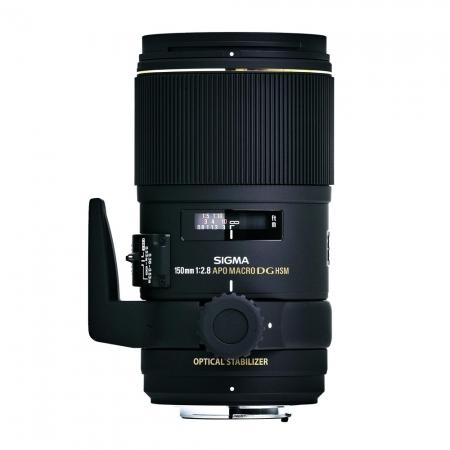 Sigma 150mm f/2.8 macro EX DG HSM OS pentru Canon EF