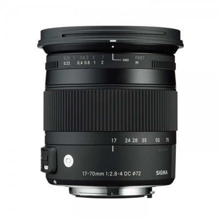 Sigma 17-70mm f/2.8-4 DC Macro HSM - Sony - Contemporary