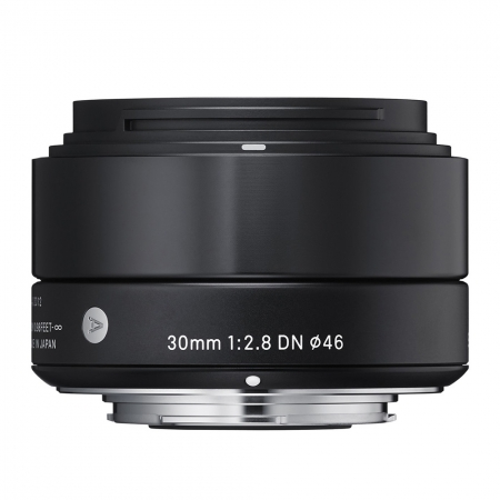 Sigma 30mm f2.8 DN Art negru - montura Sony NEX