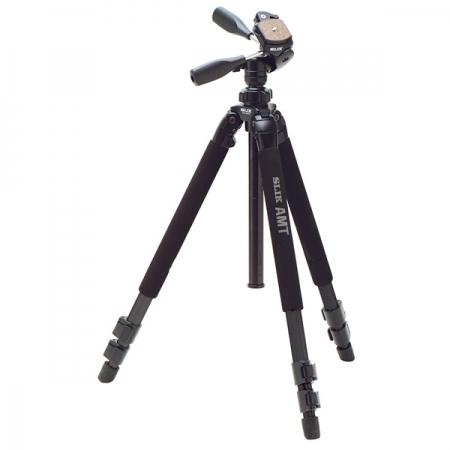 Slik Pro 500 DX BK - trepied foto cu ABLE 300DX