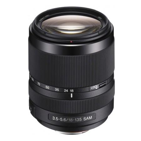 Sony 18-135mm f/3.5-5.6 SAM DT