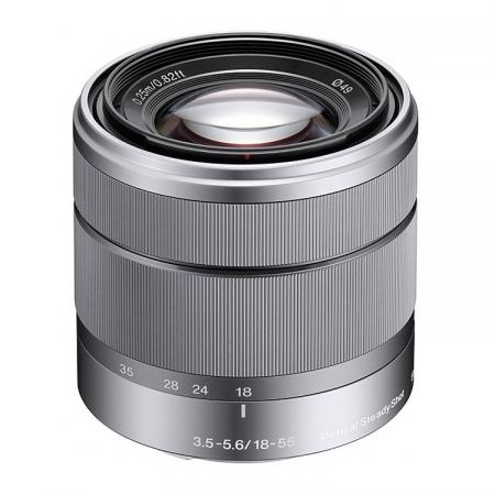 Sony 18-55mm f/3.5-5.6 OSS - pentru NEX