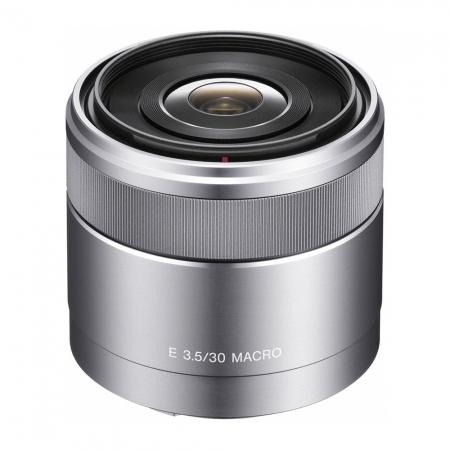 Sony 30mm f/3.5 - obiectiv macro pentru seria NEX