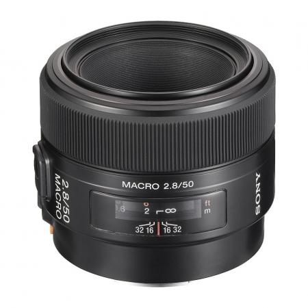 Sony 50mm f/2.8 AF MACRO SAL50AM28