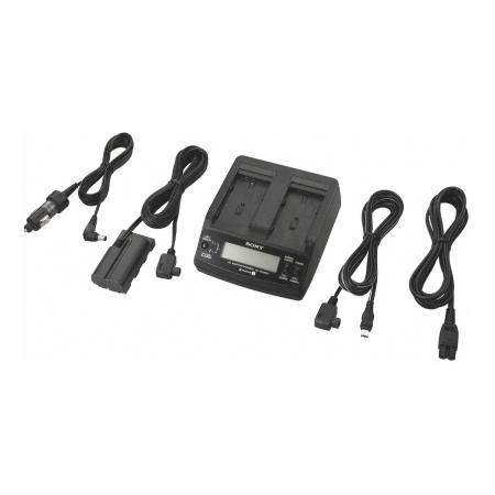 Sony AC-VQ1051D - alimentator dual cu display