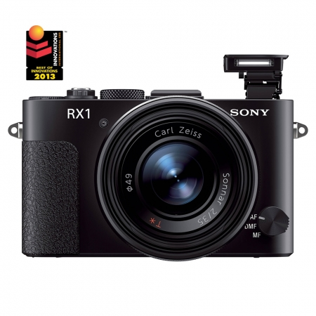 Sony Cyber-shot DSC-RX1 - 35mm F2 Carl Zeiss Sonnar T*