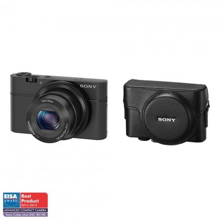 Sony DSC-RX100 + toc Sony LCJ-RXA