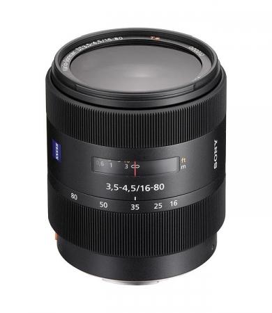 Sony DT  16-80mm f/3.5-4.5 Carl Zeiss T*