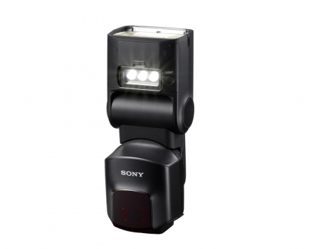 Sony HVL-F60M - blitz cu lampa video