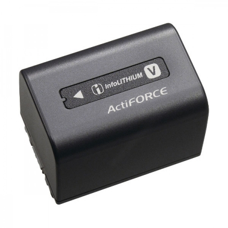 Sony NP-FV100 InfoLithium V 3700mAh - acumulator original ActiForce
