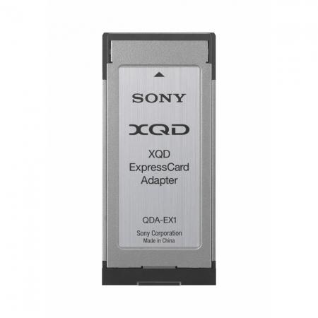 Sony QDA-EX1 - adaptor ExpressCard XQD