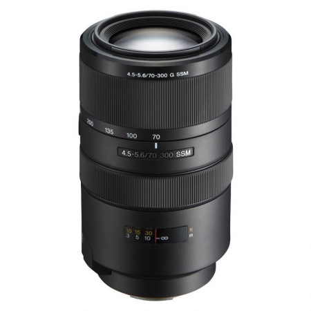 Sony SAL 70-300mm f4.5-5.6 SSM G-Series