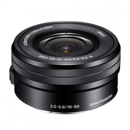 Sony SELP1650 16-50mm F3.5-5.6 OSS E-mount