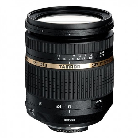 Tamron AF-S SP 17-50mm f/2.8 XR Di II VC LD Aspherical IF - Nikon